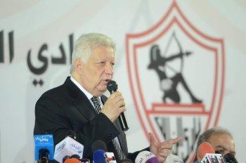 مرتضى منصور  يرد علي قرار لجنة الجبلاية بايقافه