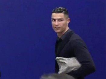فيديو   رونالدو يسخر من جماهير أتلتيكو مدريد ويتوعدهم في الإياب