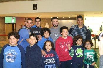 بمشاركة نجوم الفن وكرة القدم:الجمعية المصرية للأوتيزم تنظم يوماً رياضياً لأطفال التوحد