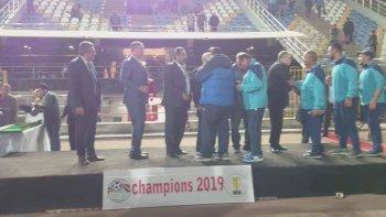 بالصور بتروجت بطولة كأس  مصر للشباب