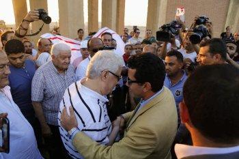 مرتضي منصور يكشف تفاصيل مكالمته مع وزير الشباب والرياضة
