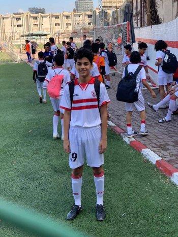 الزمالك يفوز بدوري الناشئين ويوسف أحمد حسن ميسى  أفضل لاعب