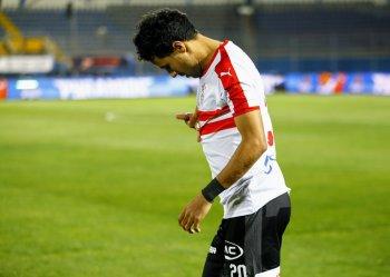 """حازم إمام: هذا اللاعب  فضح جروس.. ومحمد إبراهيم أفضل لاعبي الزمالك"""""""