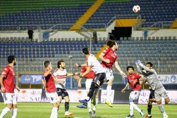مذيعة النيل للرياضة تحرج «شلبوكة» بعد سقطاته في مباراة بيراميدز