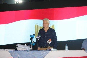 أول تعليق من مرتضى منصور على تصريحات رئيس نهضة بركان