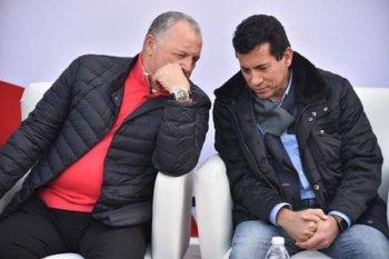 قرار جديد من وزير الرياضة .. وهدية من أبو ريدة لرئيس الزمالك قبل نهائى  الكونفدرالية