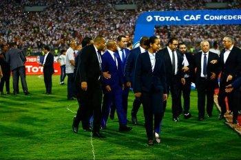 الكاف يصدم الوداد المغربي ومصر تنسحب