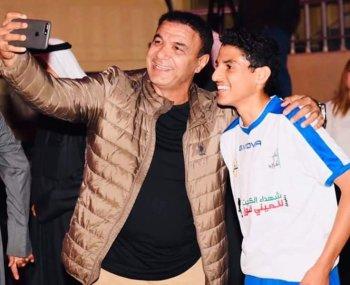 بالصور .احمد الطيب يقدم نجم جديد للزمالك ويؤكد كوكتيل مواهب تعرف على التفاصيل