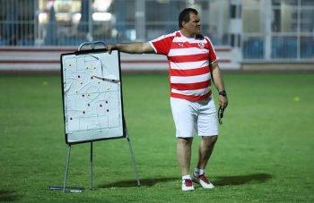 اول تعليق لنبيل محمود بعد ذبحه والزمالك يراضيه بمنصب جديد