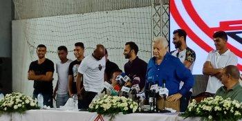 أخبار الزمالك يكشف تفاصيل جلسة مرتضى منصور العاصفة مع شيكابالا