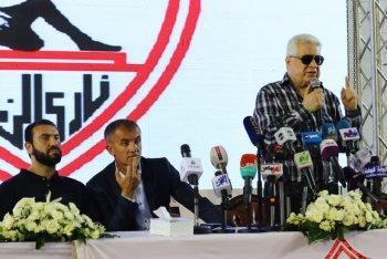 مرتضى منصور يكشف تفاصيل التعاقد مع ميتشو وجهازه المعاون .. وأول تعليق من المدرب الجديد