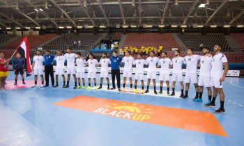 منتخب مصر يكتسح غينيا في افتتاح دورة الألعاب الإفريقية لكرة اليد