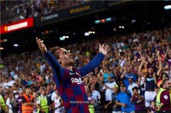 برشلونة يستعيد ذاكرة الانتصارات بنصف قوته