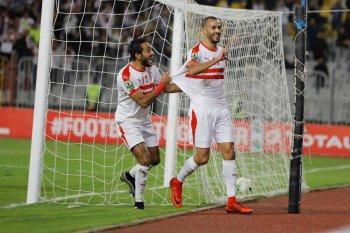 رسميًا | الزمالك يحسم مصير خالد بوطيب