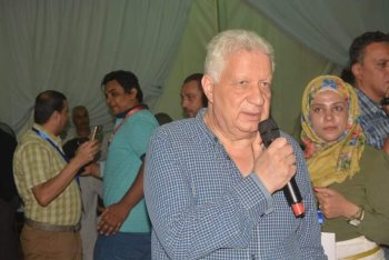 مرتضى منصور  يكشف إذاعة لقاء  جينيراسيون على هذه القناة وموقف مصطفى يونس