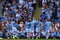مانشستر سيتي يكتسح واتفورد برقم قياسي جديد في الدوري الإنجليزي