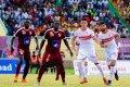 جينيرسيون فوت السنغالي يخطر الزمالك بموعد وصوله