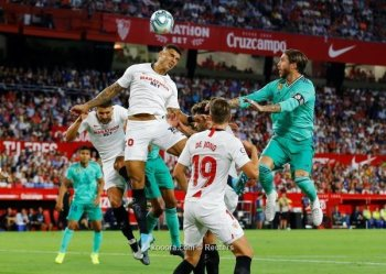 ريال مدريد  يدمر فريق الغواصات ورقم قياسى جديد لكريم بنزيما