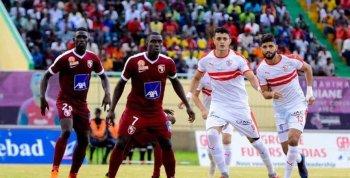 الزمالك يطلب زيادة أعداد الجماهير أمام بطل السنغال