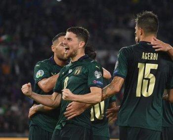 بالفيديو  اسبانيا تتعادل مع النرويج فى الوقت القاتل وفوز ايطاليا والدنمارك  والسويد تكتسح مالطة