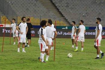 عودة الثنائي  التونسى للقاهرة وغياب ساسى عن تدريب الزمالك وظهور زيزو