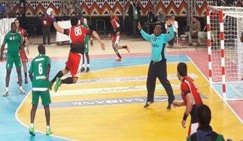 مصر في مجموعة متوسطة بأمم إفريقيا لكرة اليد