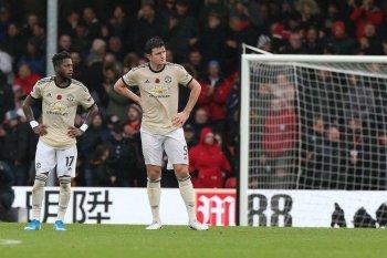 سقوط جديد لمانشستر يونايتد في الدوري الإنجليزي