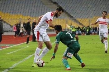 النقاز يكشف سر تواجد ساسى فى تونس وصعوبة مواجهة مازيمبى ورغبته فى الرحيل