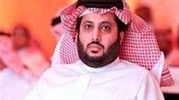 بالفيديو.. طلب غريب للامير السعودى من جماهير الاهلى اهتفو تركي الشيخ  طال عمره حبيب امه