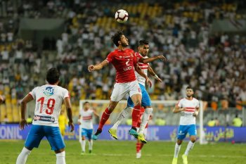 الزمالك يوجه رسالة للجماهير بسبب النجم المغربي .. ويتخذ قرار جديد قبل استئناف الدوري