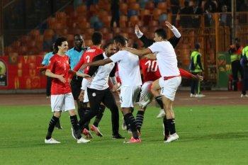 بالصور | نجوم الكرة المصرية يهنئون المنتخب الاوليمبي بعد التأهل لطوكيو 2020