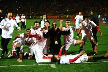 الكاف يختار هدف عبد الرحمن مجدى الاجمل فى قبل نهائي بطولة افريقيا