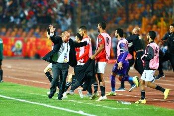 بالصور والفيديو..الافيال تسجل فى الوقت القاتل فى منتخب مصر الأولمبي