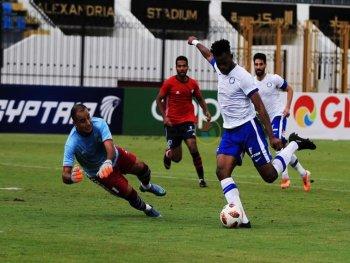 صلاح يقود الشواكيش للاطاحة بانبى وسموحة يفوز بشق الانفس  في كأس مصر