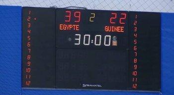 تعرف على نتيجة منتخب مصر أمام غينيا بأمم أفريقيا لليد