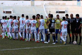 الزمالك يستعيد هذا اللاعب أمام المصري