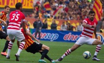 الترجي التونسي يواصل التألق أمام الإفريقي في مباراة الثلاثة أهداف