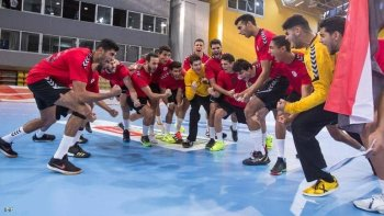 منتخب مصر لليد يحطم أنجولا في مباراة مثيرة بأمم افريقيا