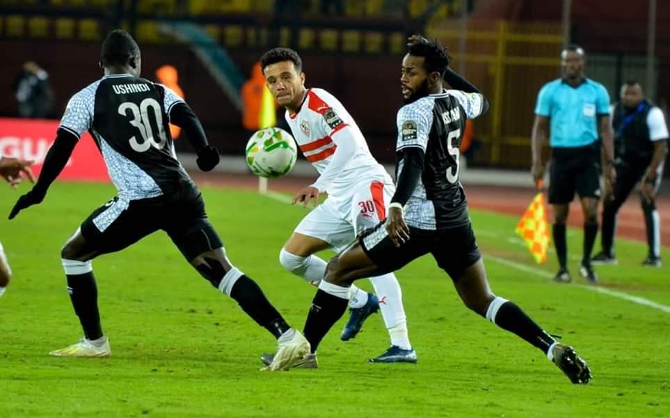 3 فرص للزمالك للصعود إلى ربع نهائي دوري أبطال إفريقيا بعد التعادل مع مازيمبي