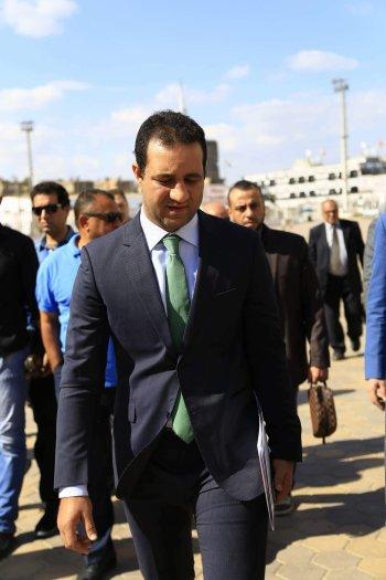 احمد مرتضى يقلب تويتر بالدفاع عن ساسى ويقول اللاعب الأجنبي  رزق