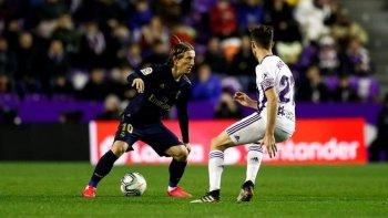 ريال مدريد ينفرد بصدارة الليجا بفوز صعب    .. وسقوط السيدة العجوز على يد نابولي