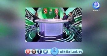 قناة الهلال  السوداني  تستغل تصريحات جمعة للشحن ضد الأهلي