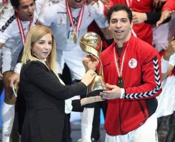 شيكابالا لاحمد الاحمر  انت فخر لمصر مش الزمالك بس