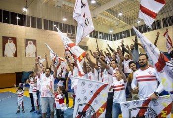 رابطة الزمالك في قطر تجهز لاستقبال حافل لبعثة الفريق