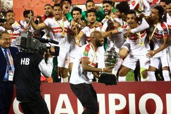 شيكابالا كسبنا  كأس السوبر الإفريقي بالعند في المشكككين وهدية لادم