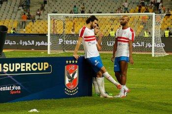 رقم يبشر محمود علاء قبل قمة السوبر في الإمارات