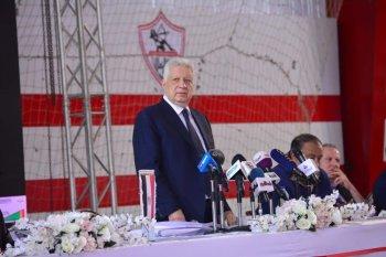 عاجل | أول رد للزمالك بعد اعلان عقوبات القمة وتهديد جديد من مرتضي منصور