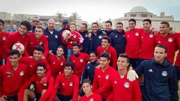 بث مباشر | منتخب الشباب في اختبار ناري أمام السنغال اليوم بنصف نهائي كأس العرب