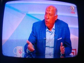 غانم سلطان عن مباراة الزمالك وبني عبيد: كانت كارثة