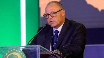 أبوريدة  يتحدى أطباء فرنسا بسبب العنصرية ضد الأفارقة لعلاج كورونا